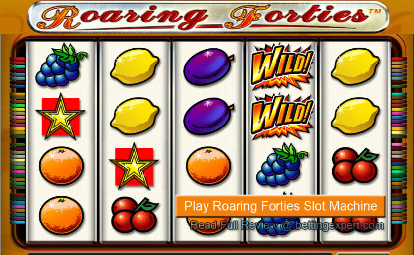 slot machine gratis wild