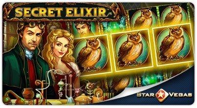 Recensione Secret Elixir VLT Slot