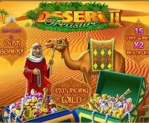 Gioca a Desert Treasure su Casino.com Italia