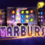 slot machine starburst