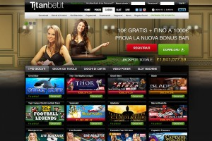 recensione titanbet casino bonus