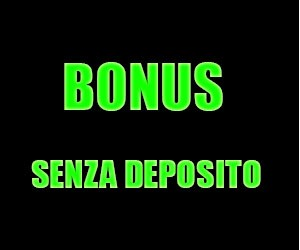 casino online bonus immediato senza deposito