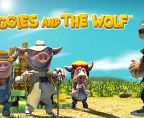 Gioca a Piggies and the Wolf su Casino.com Italia