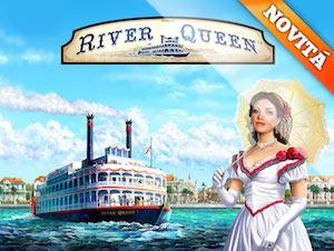 River Queen Slot VLT: Prova Gratis la Demo + Recensione