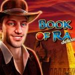 Book of Ra 6 Deluxe VLT online