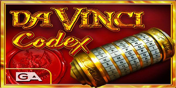 DaVinci Codex Slot Machine Online ᐈ GameArt™ Casino Slots