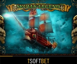 Skulls Of Legend Slot Machine Online ᐈ iSoftBet™ Casino Slots