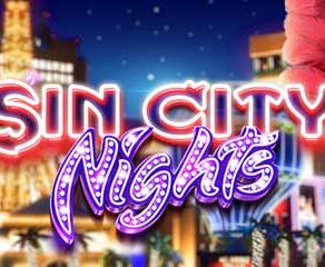 Sin City Nights video slot - Mobil6000