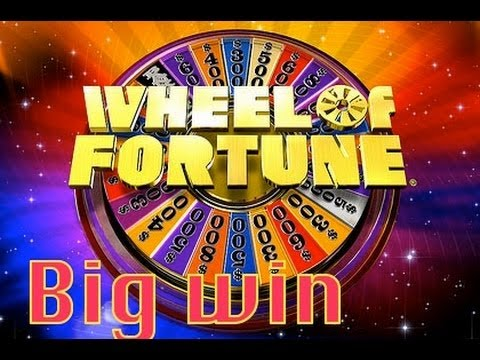 play wheel of fortune slot machine online jackpot online