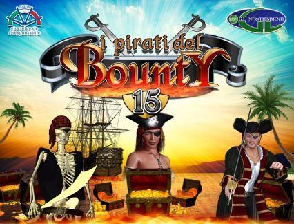 15 bounty slots