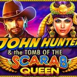 Recensione Video Slot Online John Hunter and the Scarab Queen