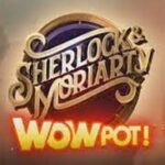 Sherlock and Moriarty Wow Pot slot